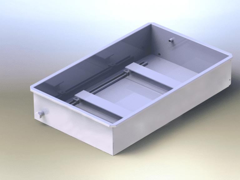 BWR - Cubi di ritenuta saldati multiformi